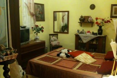 Camera indipendente con bagno. - San Biagio della Cima