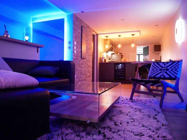 Appartement cosy centre ville de Chambéry