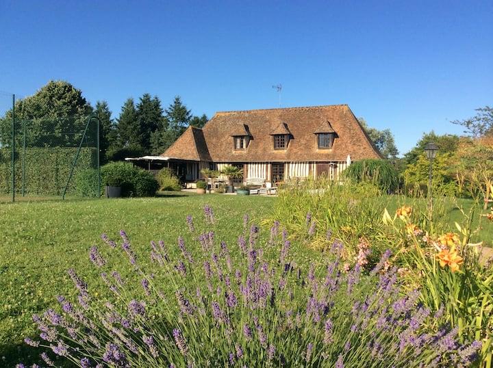 Maison de vacances en Normandie