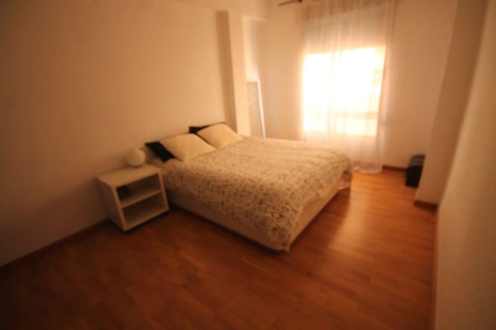 /* NEW */ Big room in Benicàssim city center - Benicasim - Apartment