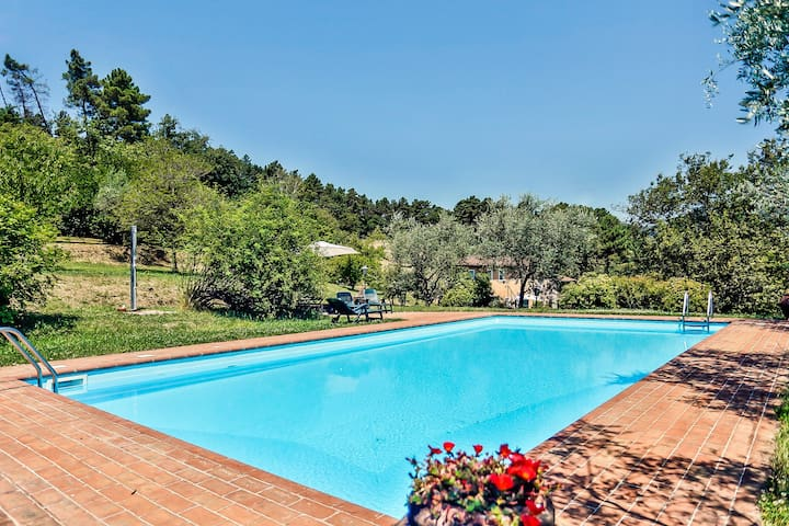 Life in the countryside with exclusive pool - Lucca - Villa