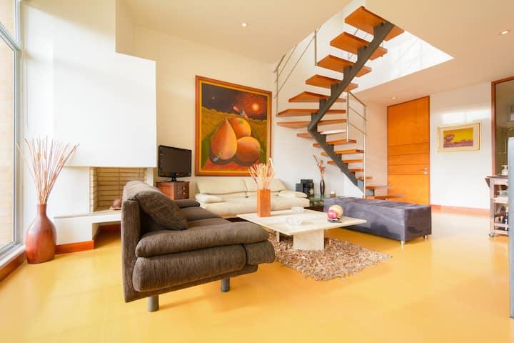 Habitación en Apartamento Lujoso