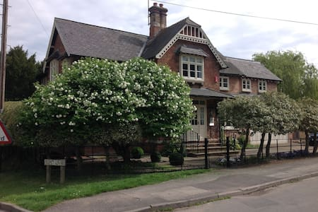 Luxury B&B in Caunton (King Size) - Nottinghamshire - Szoba reggelivel