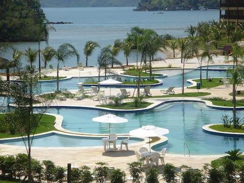 Flat Meliá Angra Resort - See View