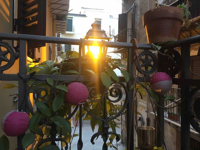 Smart working&holiday in Palermo