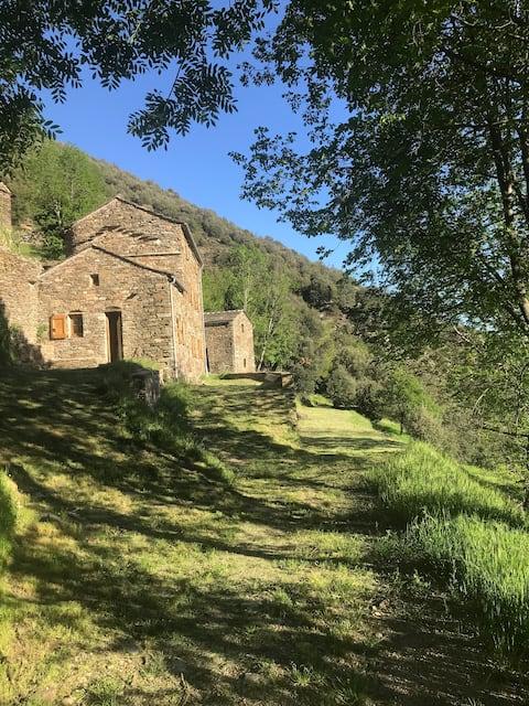 La Pellegrine, Cévennes National Park, lodging