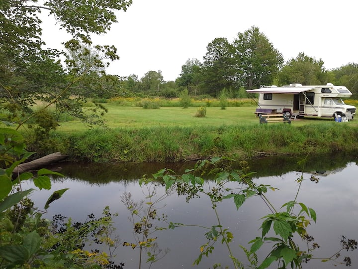 RV Camping on South River