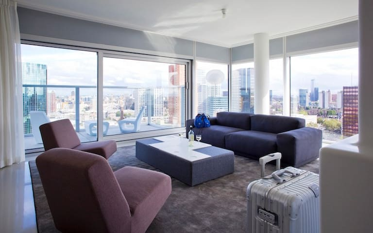 Spacious Apartment in the heart of Rotterdam!