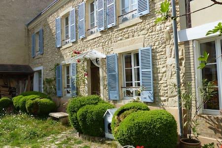 Maison de charme, coeur du vignoble - Ville-Dommange - Дом