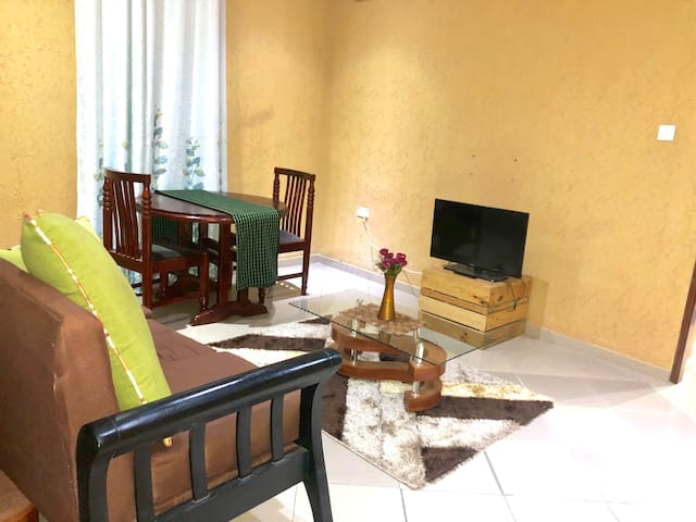 City Apartment near Kabira Country club, Bukoto.