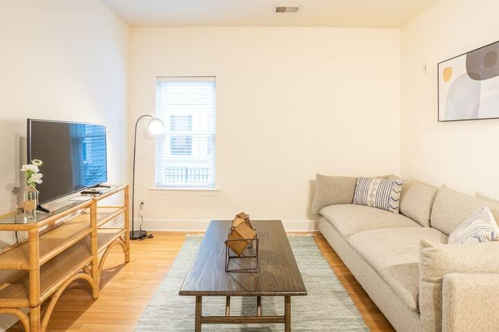 Viagem Charlotte Cozy 1BR in the Arts District