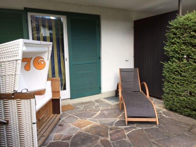 kleines Studio trotzdem viel Platz am Tegernsee - Kreuth