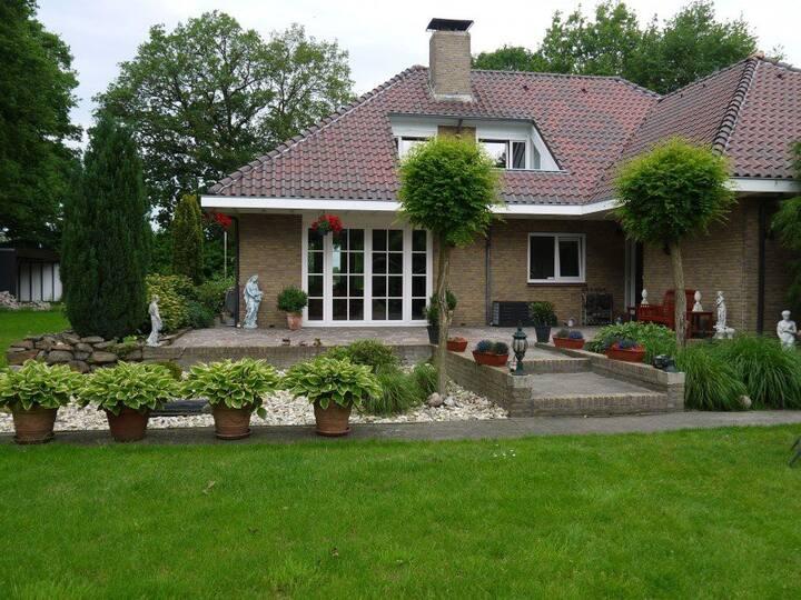 B&B Klooster(4), Coevorden (aan het Pieterpad)