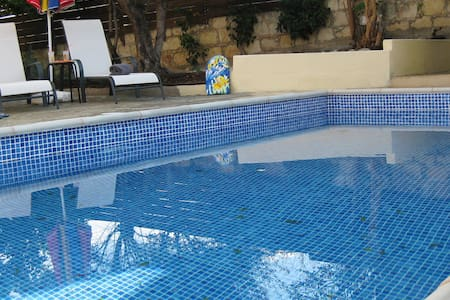 """Aria Holiday House"" with a Private Pool in Paphos - Kritou Tera - Rumah"