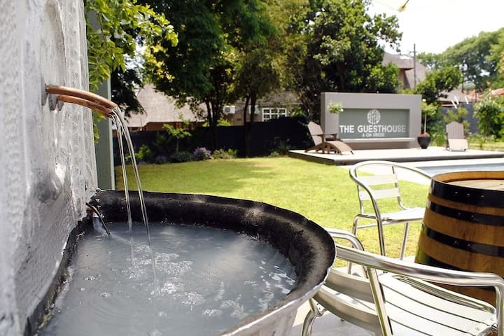 The Guesthouse 6 on Vrede-Your home away from home
