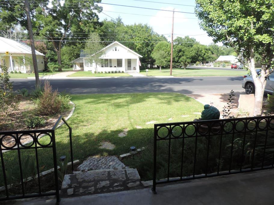 Nice quiet residential neighborhood. Off-street parking.