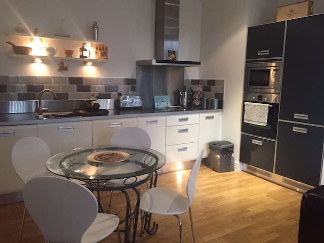 Escape to Huddersfield - Huddersfield - Appartement