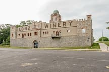 Visit Lonz Winery at Middle Bass Island State Park.