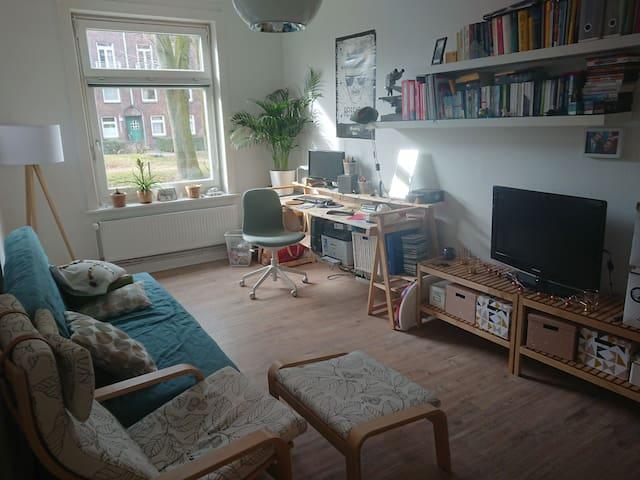 Gemütliche 45qm Wohnung in Hamburg Wilhelmsburg