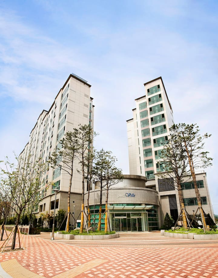 DMC Ville, Serviced apartment for foreigners