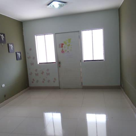 habitacion para dos o tres personas - Lima - Haus