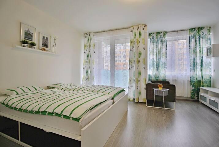 Nice and refresh apartman in Prague 5