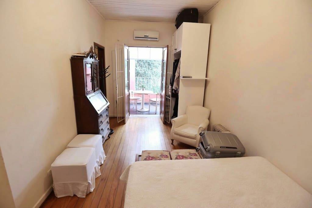Bedroom 2 Air Cond