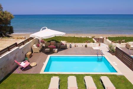Beachfront Cozy House Espera Inside Rethymno City - Rethimnon