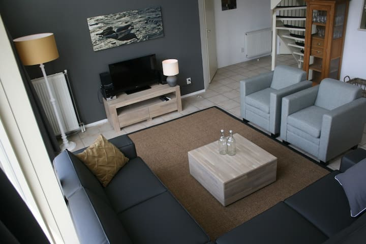 Fijn huis nabij het Veerse Meer