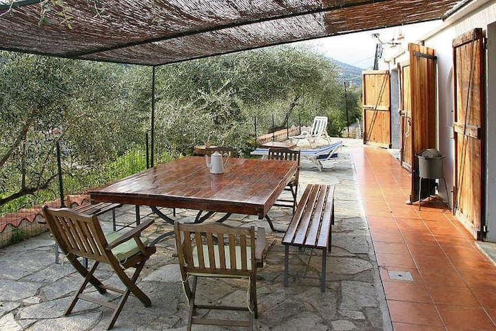 Country Apartment - Dolcedo - Apartment