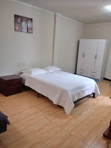 Habitación Doble, cómoda en el Centro de Chiclayo