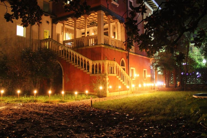 """""""Stanza della Musica"""" in Splendida Villa Veneziana"""