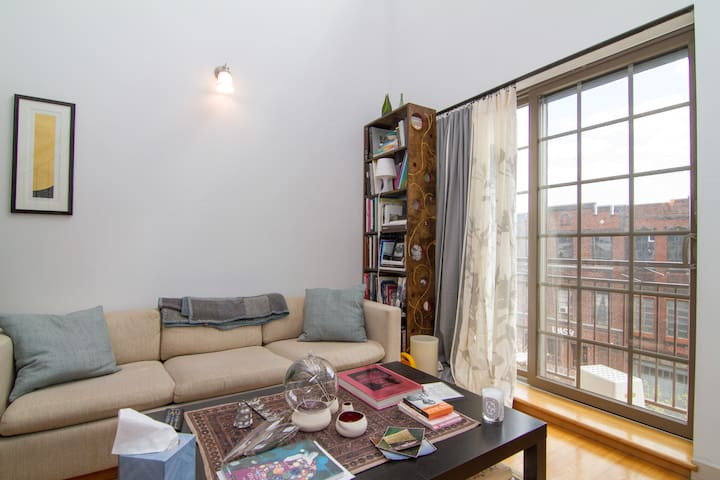 Perfect NYC/Williamsburg Location