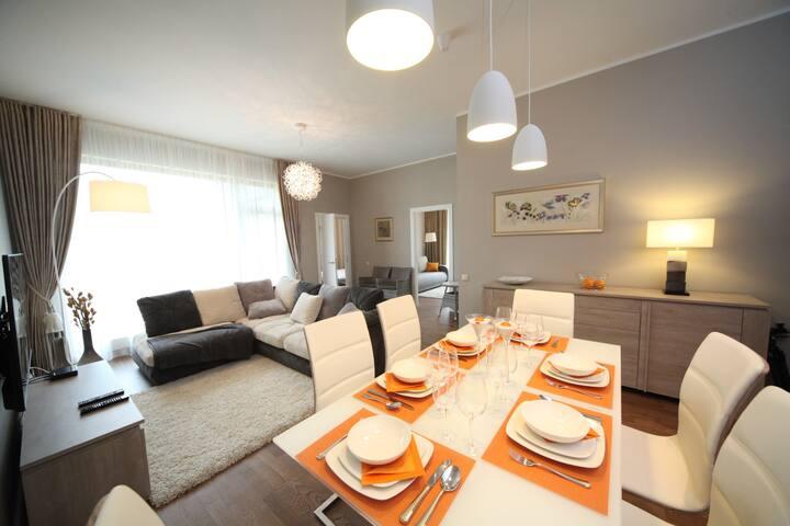 NEW cosy apartment near the sea - Jūrmala - Apartamento