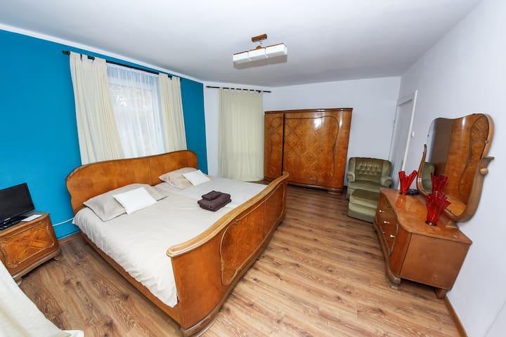 Apartament 2 przy deptaku Polanica