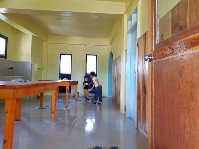 Vi House @Loo,Buguias,Benguet