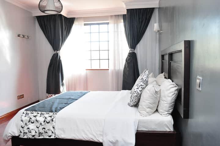Modish One Bedroom Apartment in Kilimani