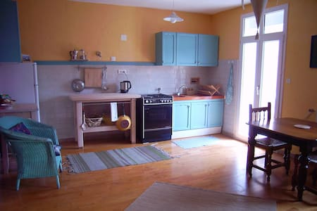 Sunny apartment in French Pyrenees - Apartment