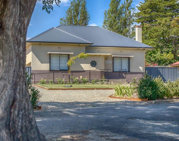 Bilyara House - in the heart of Tanunda - Tanunda - Casa