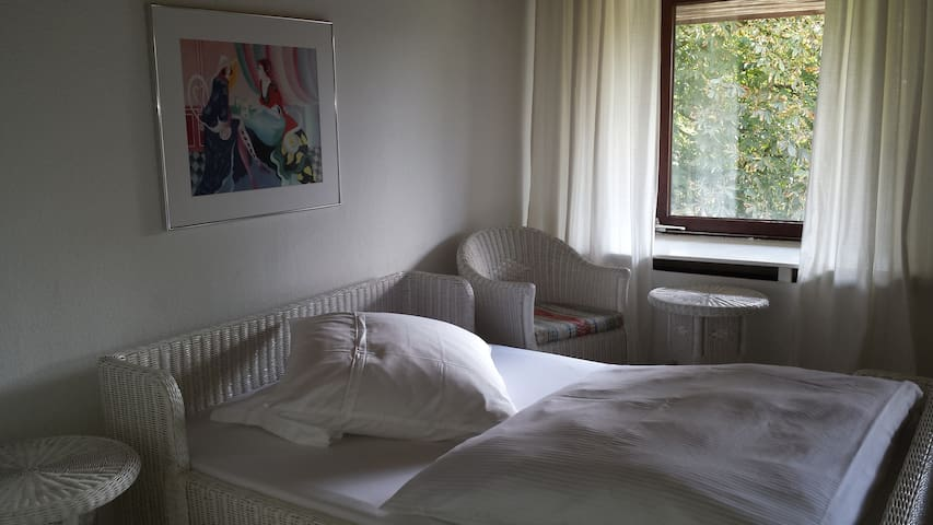 NICE ONE ROOM APARTMENT next to OD - Westerau - Appartamento