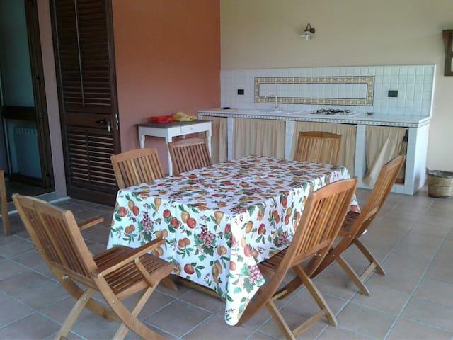 Villa Seflonia - Lascari - House