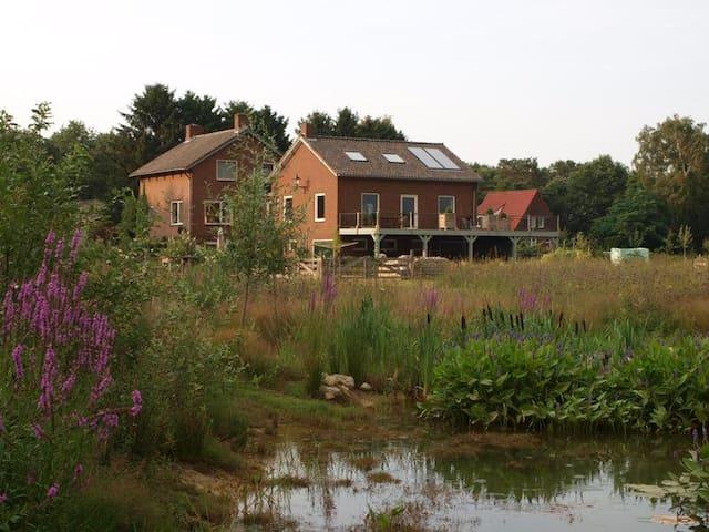 Heerlijk ontspannen in Limburg NL. - Grashoek - Oda + Kahvaltı