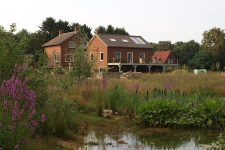 Heerlijk ontspannen in Limburg NL. - Szoba reggelivel