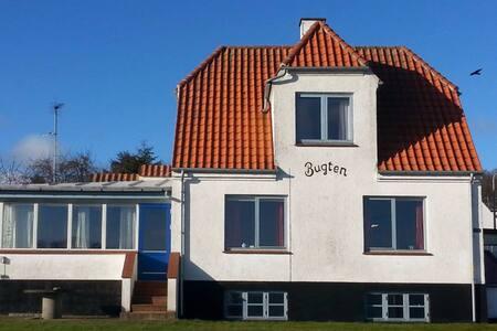 Bornholm - Tejn. Den bedste solopgang - Allinge