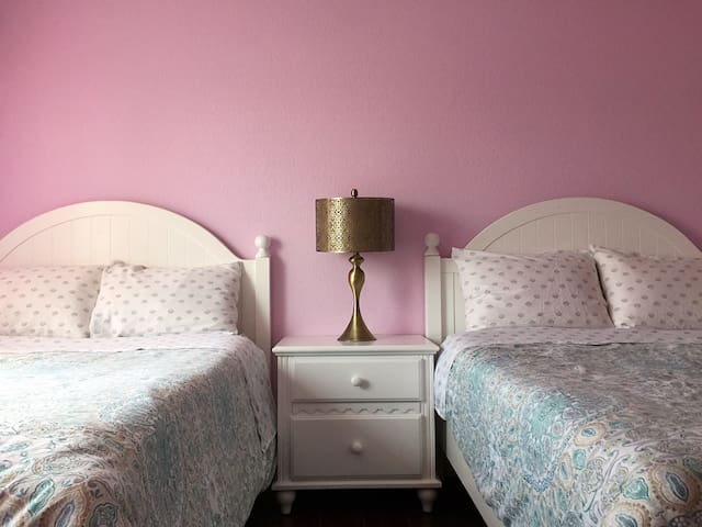 Your 3 beds Master room near Disney Land