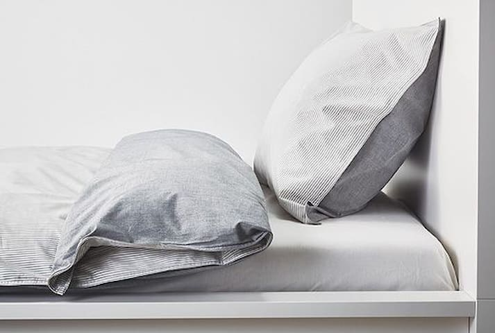 Comfortable Ikea Bedding