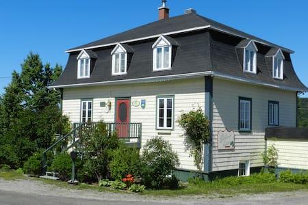 La Maison de l'Irlandais - Saint-Fabien