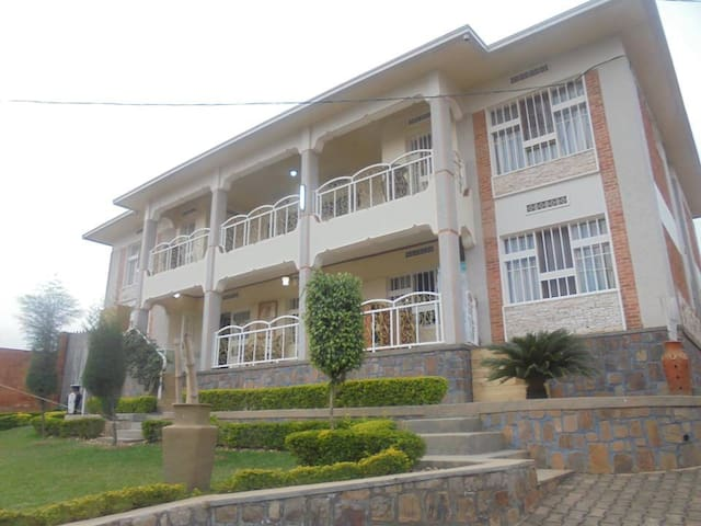 MUBWIZA COURTS GUEST HOUSE