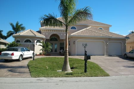 5 Bedroom/ 5 bath home, Cape Coral - Cape Coral - House