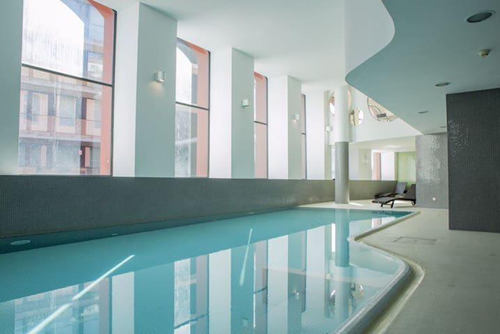 MyLoft |condo Pool|1 line river Douro |